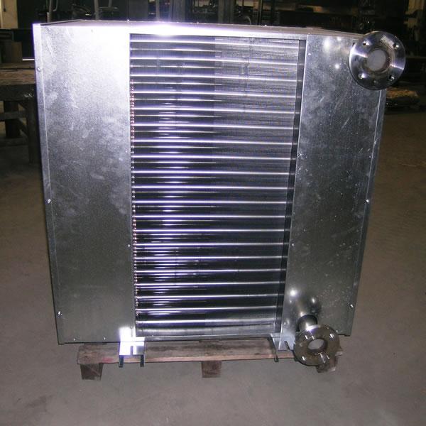 Scambiatore di calore inox - Heat exchanger inox
